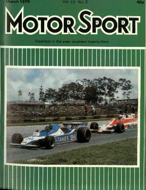 Cover of archive issue March 1979
