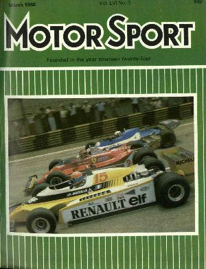 Cover image for March 1980
