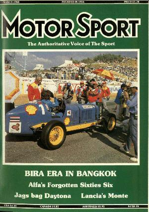 Cover image for March 1988