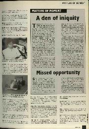 Archive issue March 1992 page 5 article thumbnail