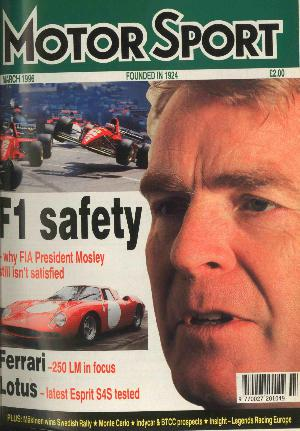 Cover image for March 1996