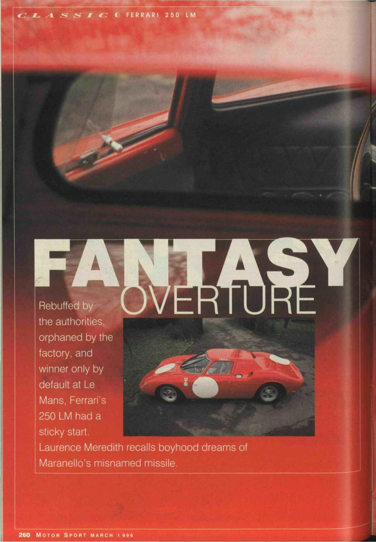 Fantasy Overture image