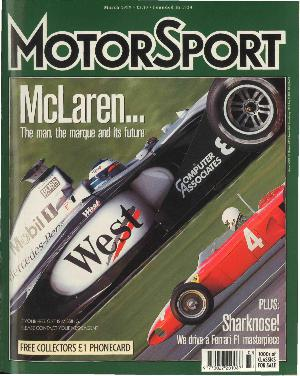 Cover of archive issue March 1999