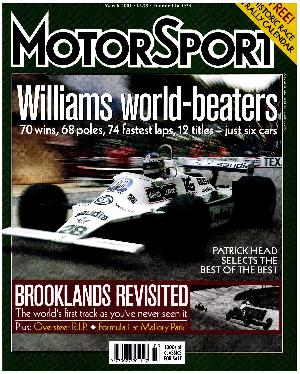 Cover image for March 2001