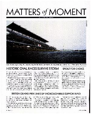 Page 4 of March 2001 archive issue thumbnail