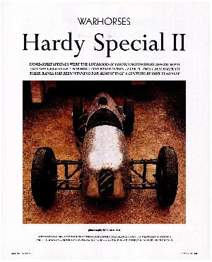 Page 53 of March 2001 archive issue thumbnail