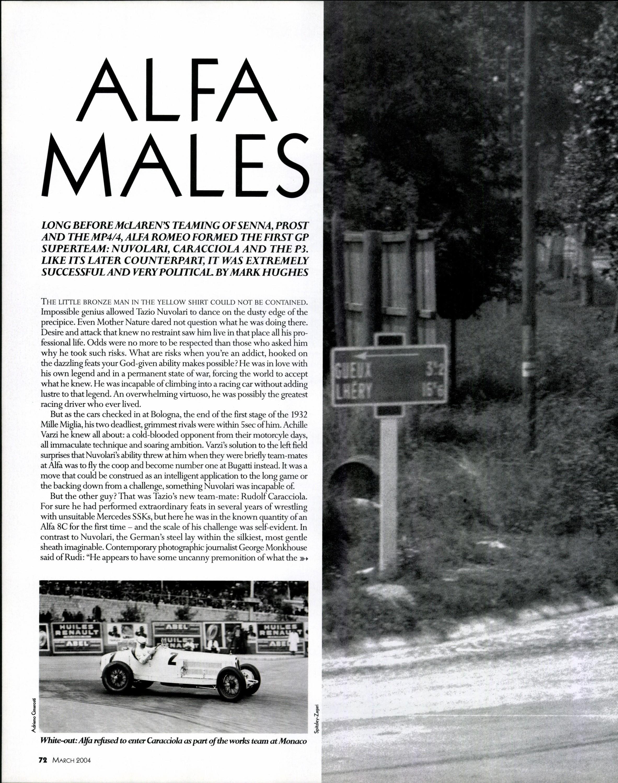 alfa males image
