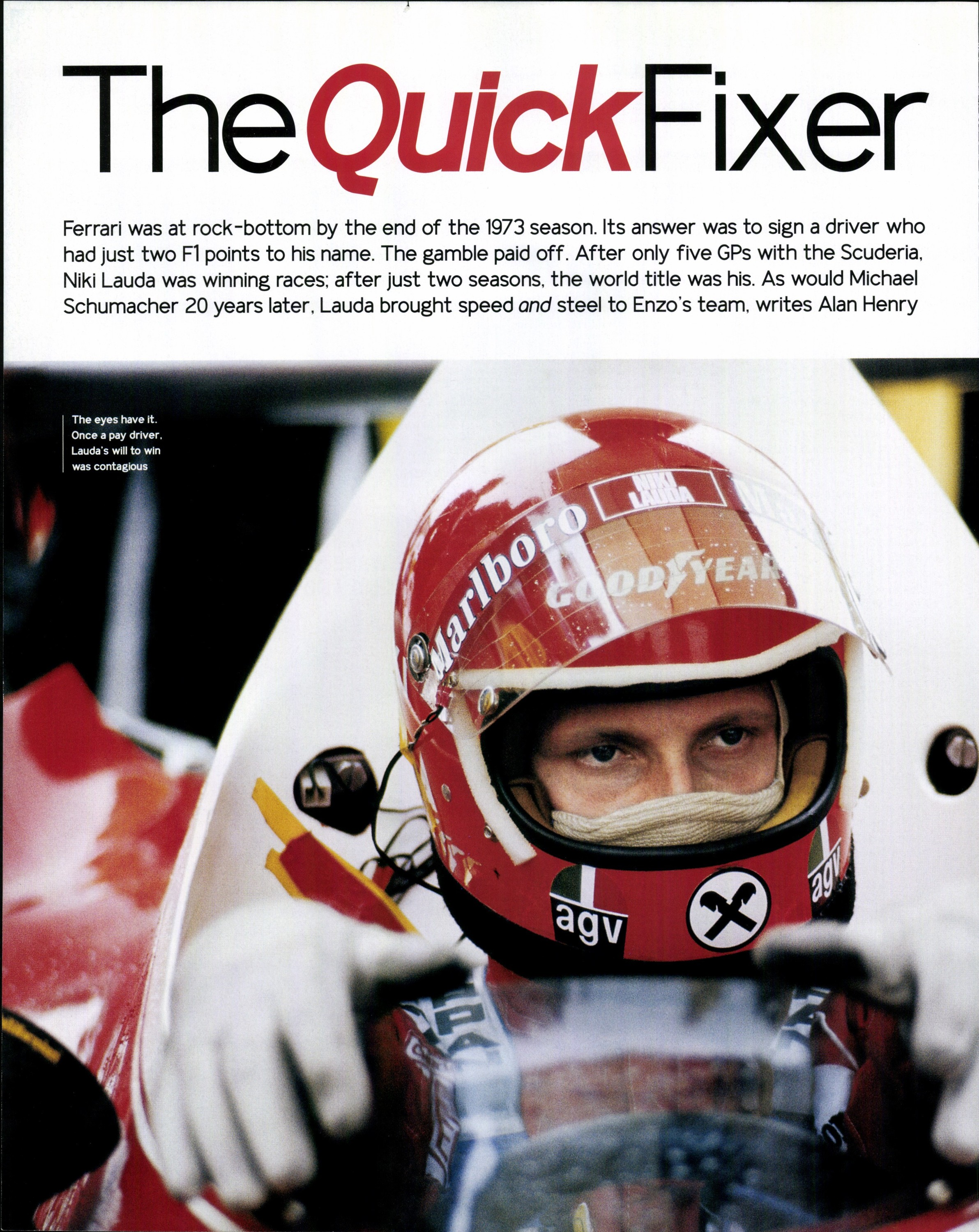 the quickfixer niki lauda image