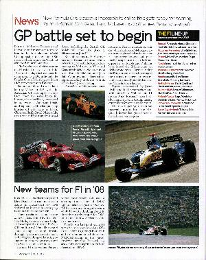 Page 8 of March 2006 archive issue thumbnail