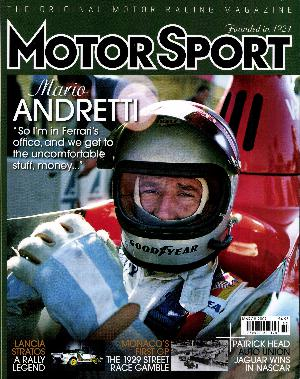 Cover image for March 2007