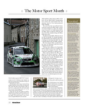 Page 30 of March 2008 archive issue thumbnail
