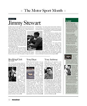 Page 32 of March 2008 archive issue thumbnail
