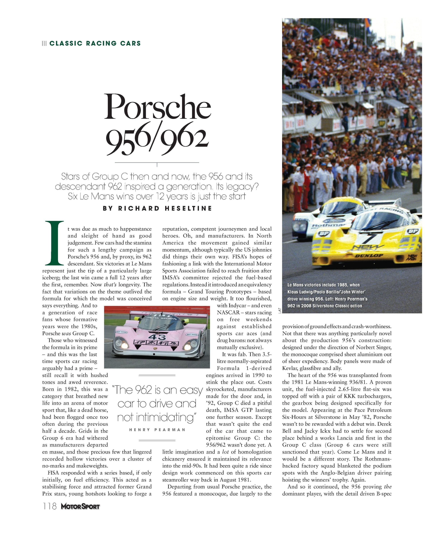 Porsche 956/962 image