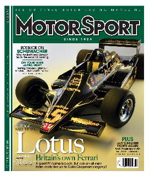 Cover image for March 2010