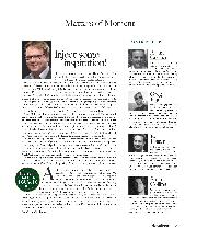 Page 13 of March 2011 issue thumbnail