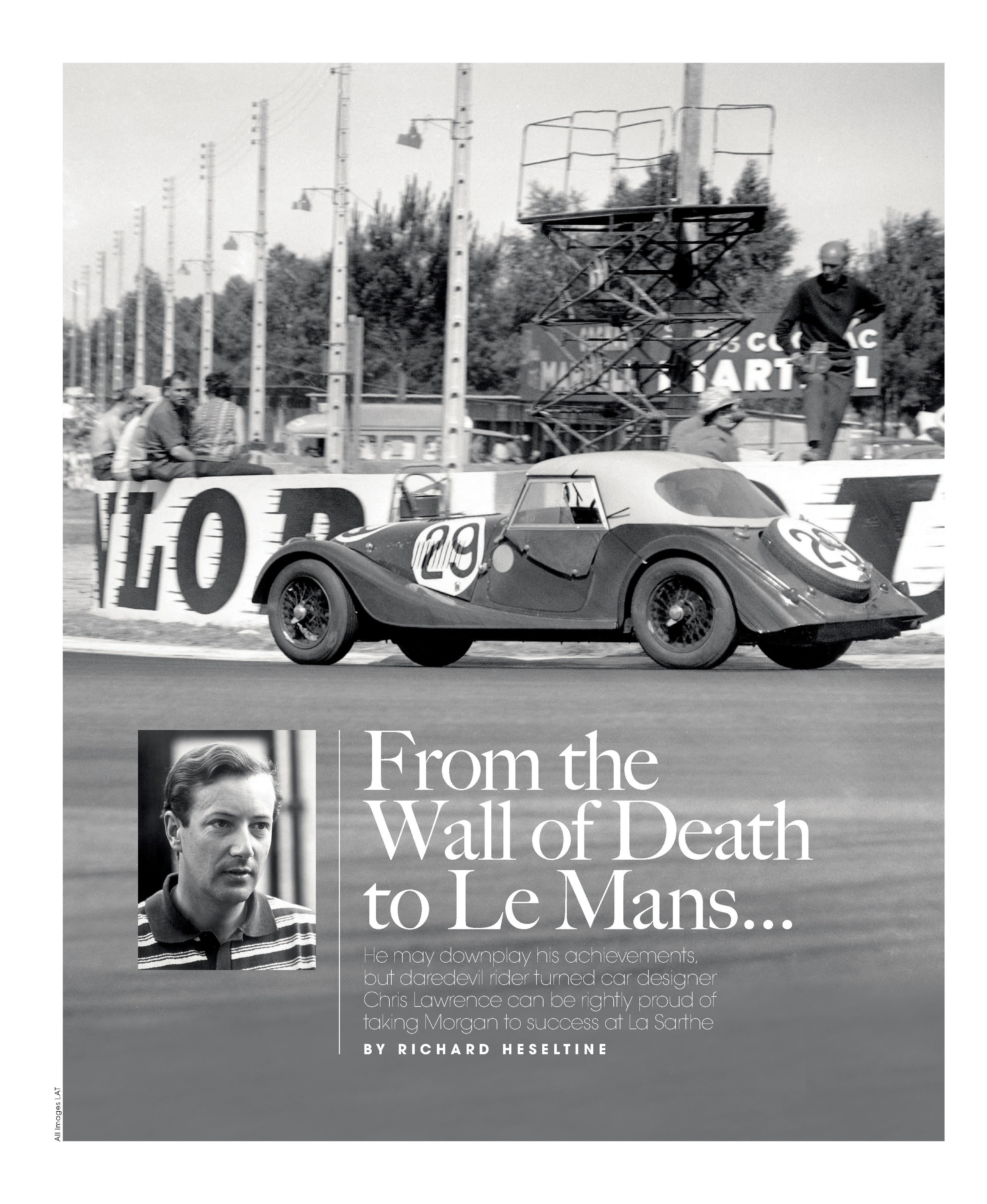 From the Wall of Death to Le Mans... image