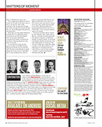 Page 12 of March 2014 issue thumbnail