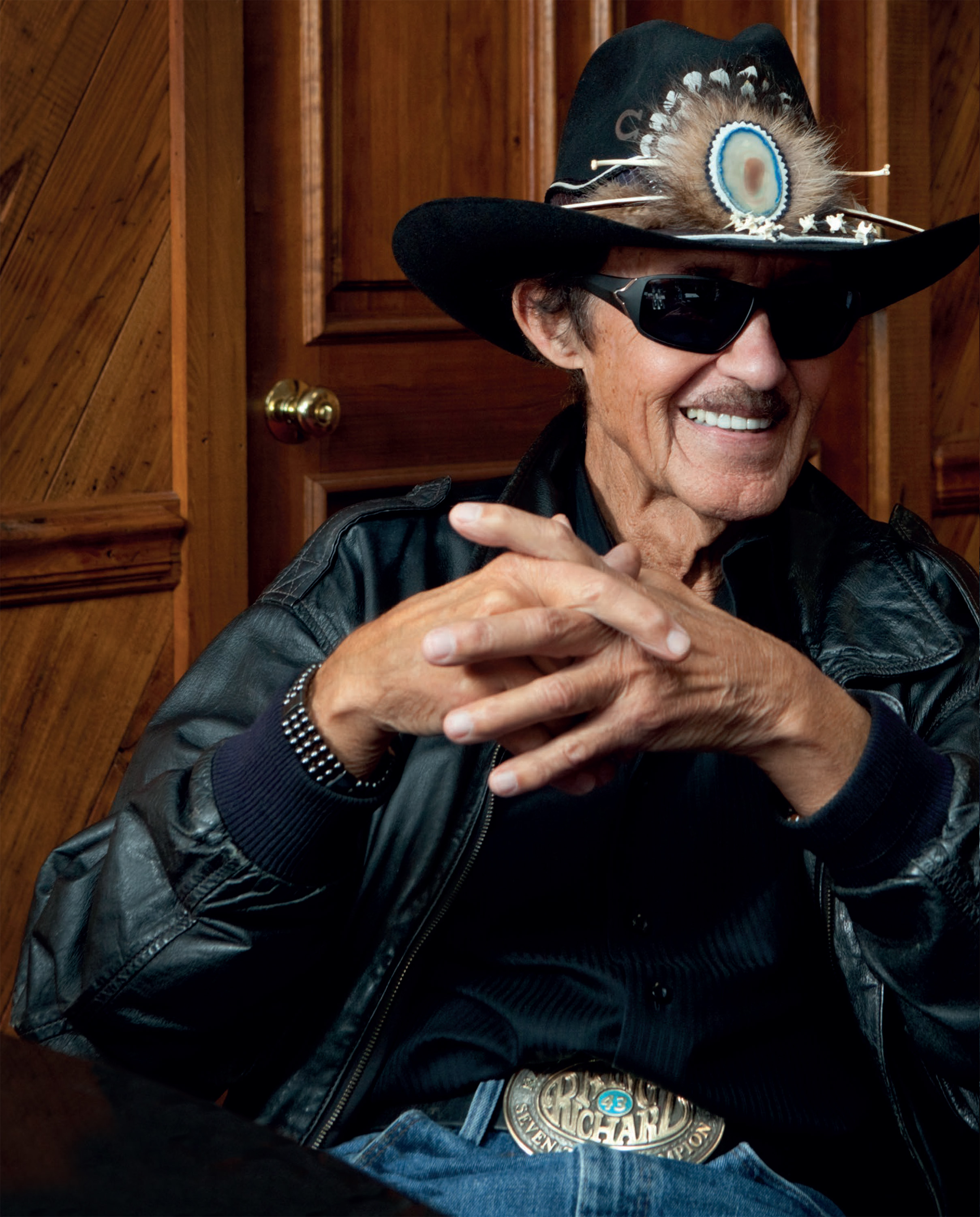 No Lunch With... Richard Petty image