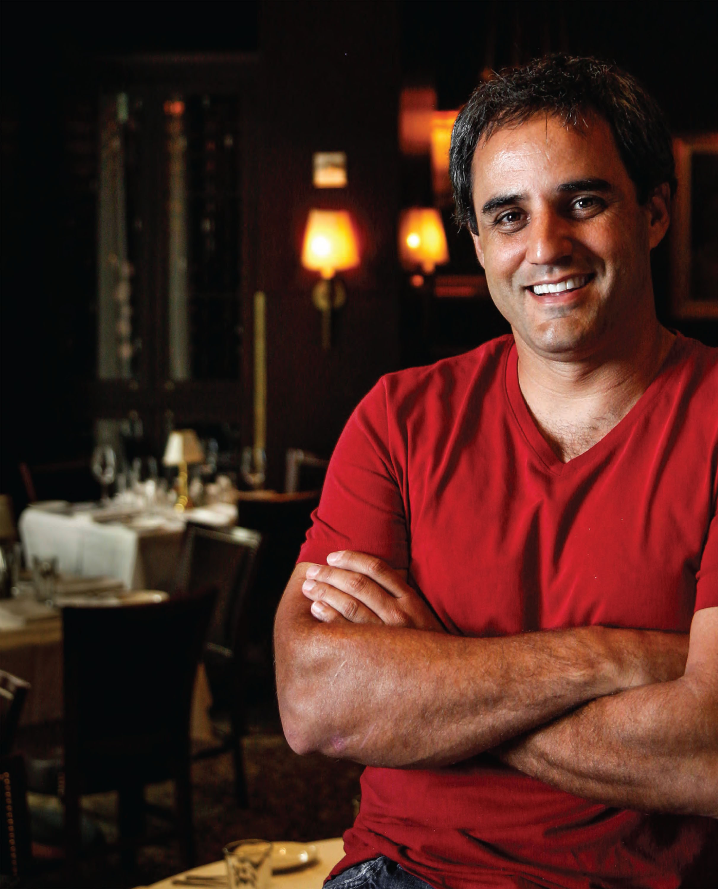 Lunch with... Juan Pablo Montoya image