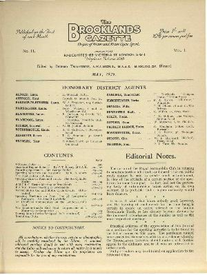 Page 3 of May 1925 archive issue thumbnail