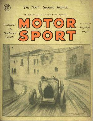 Cover image for May 1928