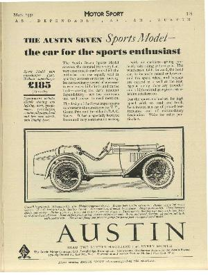 Page 11 of May 1931 archive issue thumbnail