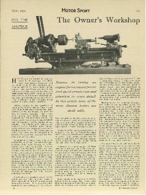 Page 21 of May 1931 archive issue thumbnail
