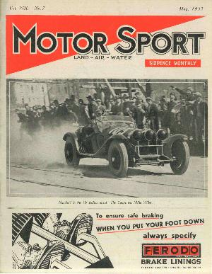 Cover image for May 1932