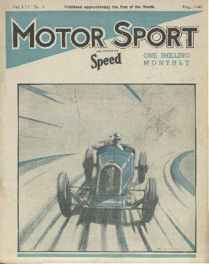 Cover of archive issue May 1940