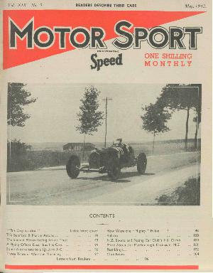 Cover of archive issue May 1943