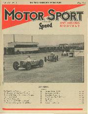 Page 1 of May 1944 issue thumbnail