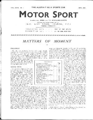 Page 3 of May 1950 archive issue thumbnail