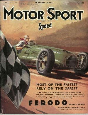 Cover image for May 1951