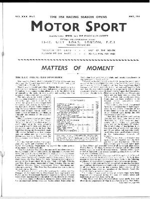 Page 11 of May 1954 archive issue thumbnail