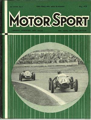 Cover image for May 1958