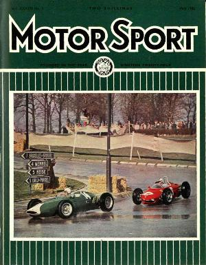 Cover of archive issue May 1962