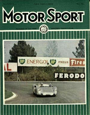Cover image for May 1963