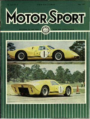Cover image for May 1967