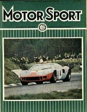Cover of archive issue May 1968