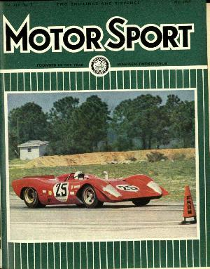Cover image for May 1969