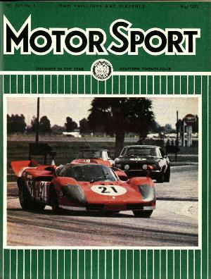 Cover of archive issue May 1970