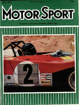 Cover of archive issue May 1972
