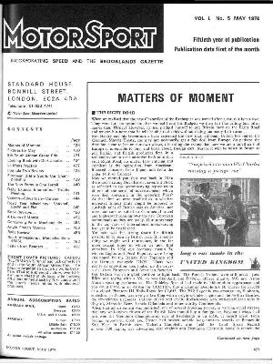 Page 23 of May 1974 archive issue thumbnail