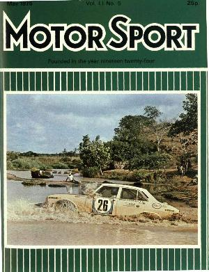Cover of archive issue May 1975