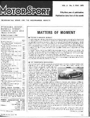 Page 23 of May 1975 archive issue thumbnail