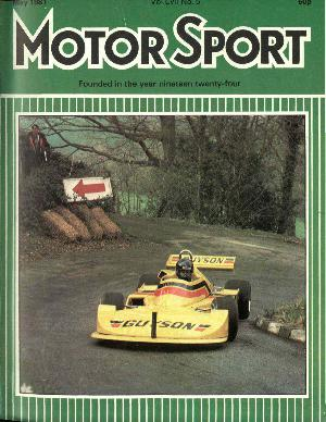 Cover image for May 1981