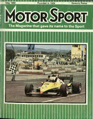 Cover of archive issue May 1983
