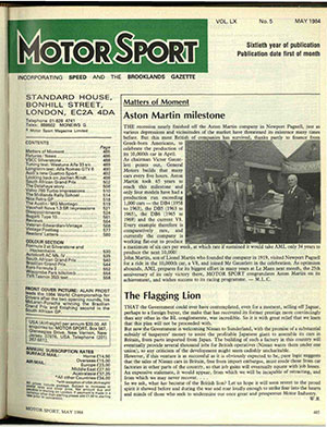 Page 23 of May 1984 archive issue thumbnail