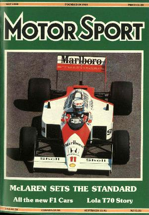 Cover image for May 1988