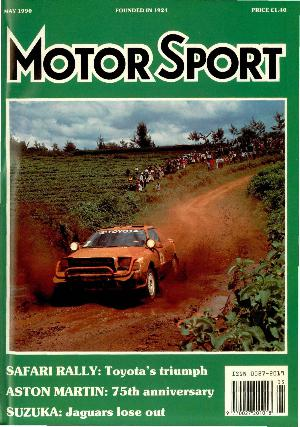 Cover image for May 1990